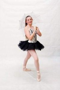One of our amazing dance teachers, Miss Astrid