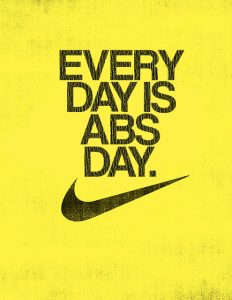 Abs day image