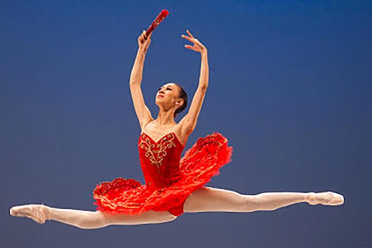 Ballet class goals!