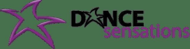 Dance Sensations Logo (Landscape)